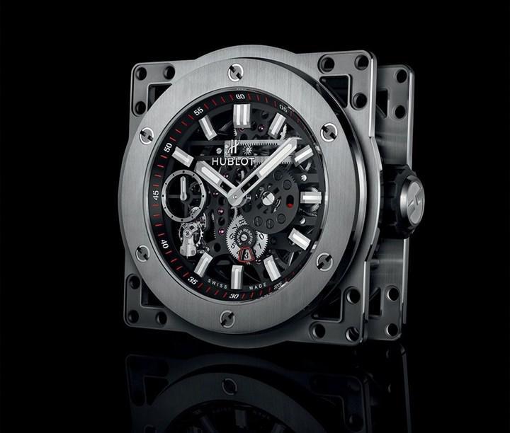 Hublot Meca-10 Clock masa saati modelini duyurdu