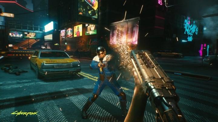 Cyberpunk 2077'nin ön siparişleri The Witcher 3'ten daha fazla