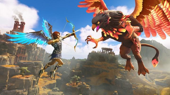 Ubisoft'un Zelda benzeri oyunu Immortals: Fenyx Rising'in çıkış fragmanı paylaşıldı