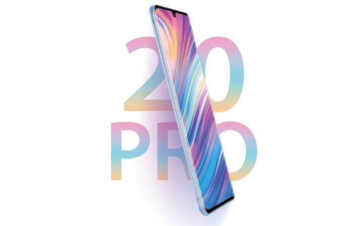 ZTE Blade 20 Pro 5G tanıtıldı: AMOLED ekran, Snapdragon 765G işlemci ve 64 MP kamera