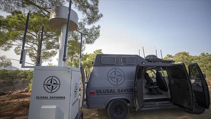 Yerli 'mobil dronesavar'a ilk talep Rusya'dan geldi