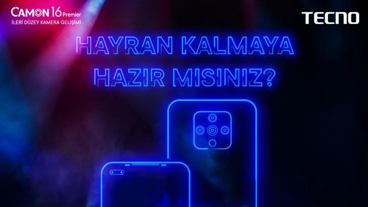 Tecno Mobile, 3 Yeni Nesil Ürünle Türkiye'de