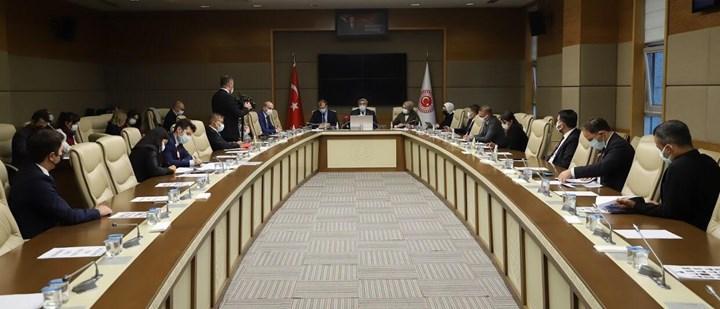 TBMM Dijital Mecralar Komisyonu ilk kez toplandı