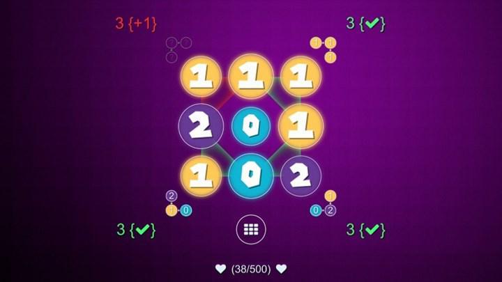 Bulmaca oyunu Delta0, mobil cihazlar için ücretsiz bir şekilde yayınlandı