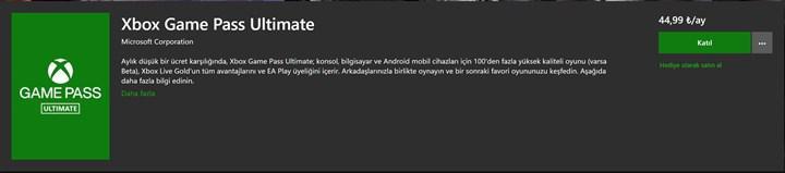 3 aylık Game Pass aboneliği 1 dolar oldu: Sadece Türkiye'de geçerli değil!