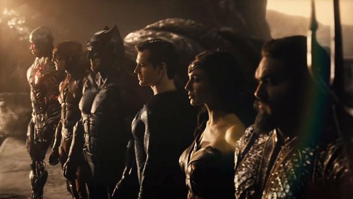 Zack Snyder's Justice League birkaç ay içinde yayınlanacak