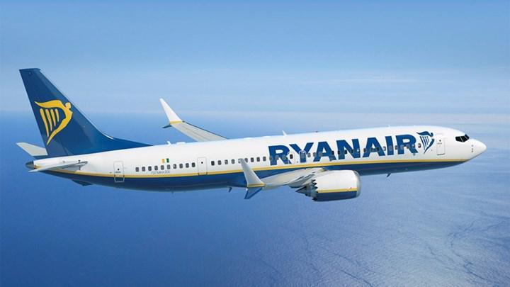 Ryanair, yeniden uçuş izni alan Boeing 737 Max'ten yüklü miktarda sipariş verdi
