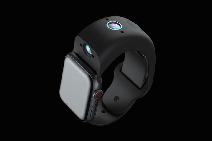 Wristcam ile Apple Watch iki kamera kazanıyor