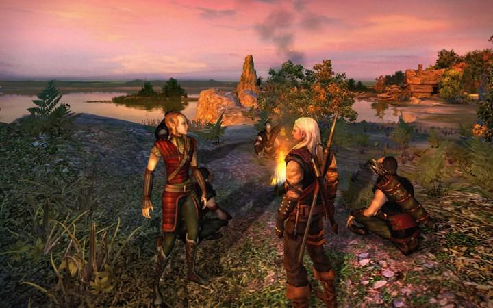 The Witcher 1 oyunu GOG mağazasında ücretsiz dağıtılıyor