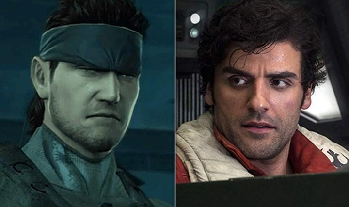 Metal Gear Solid filminde Solid Snake karakterini oynayacak isim belli oldu: Oscar Isaac