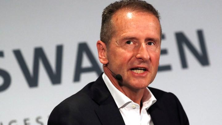 Volkswagen CEO'sundan itiraf gibi açıklama: Türkiye yatırımı siyasi nedenlerle iptal oldu