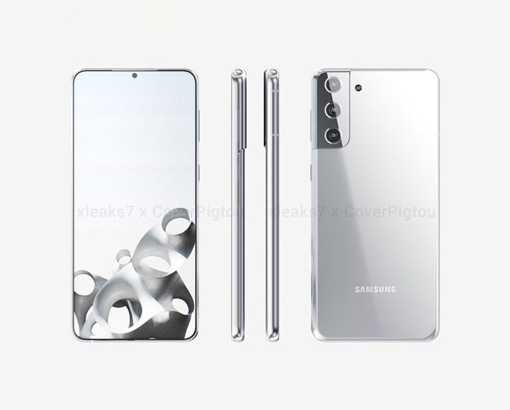 Snapdragon 888'li Galaxy S21 performans testinde