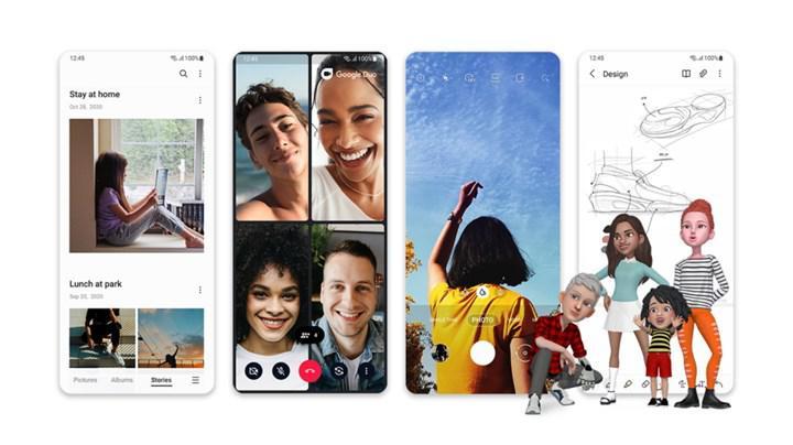 Samsung, Android 11 tabanlı One UI 3.0'ı kullanıcılara sunmaya başladı