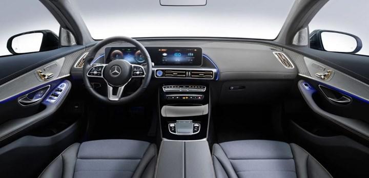 Elektrikli Mercedes EQC Türkiye'de: İşte fiyatı ve özellikleri