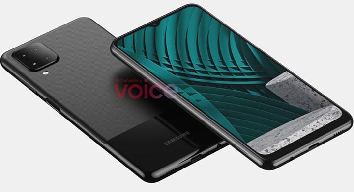 7000 mAh batarya ile gelecek olan Samsung Galaxy M12 modelinin detayları belli oldu