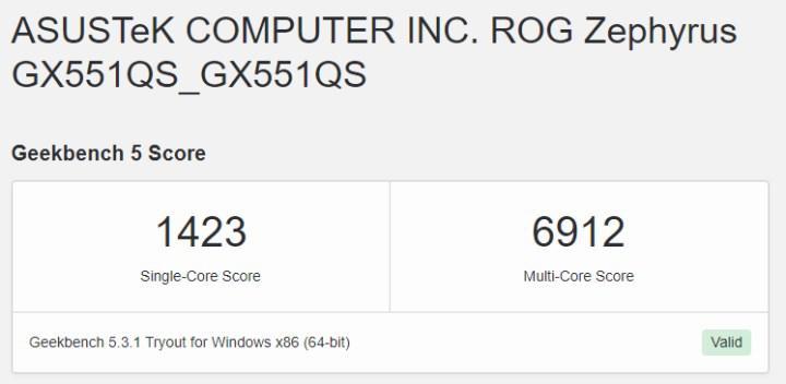 AMD Ryzen 9 5900HX APU'su ortaya çıktı: Tek çekirdekte %30 performans artışı yolda