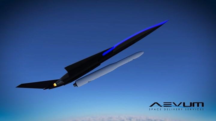 Uzaya uydu taşıyacak dünyanın en büyük otonom dronu Ravn X tanıtıldı