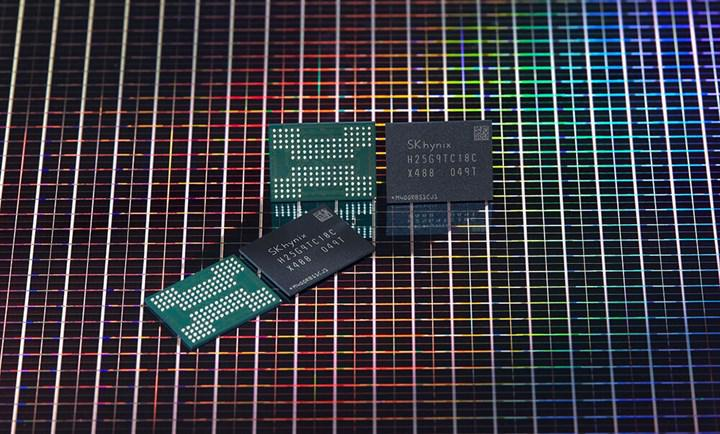 SK Hynix sektörün en çok katmanlı 4D NAND belleğini duyurdu