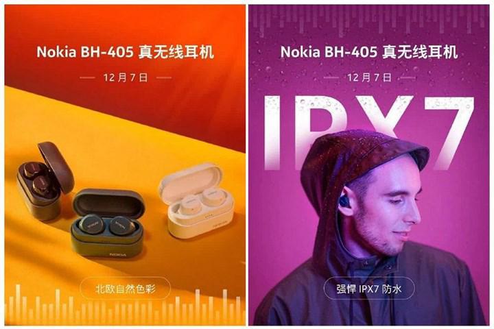 Nokia suya dayanıklı yeni kablosuz kulaklığını duyurdu