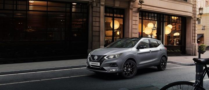Nissan Qashqai Midnight Edition satışa sunuldu: İşte fiyatı ve özellikleri