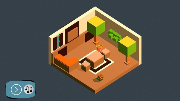 Çizgi film benzeri grafikleri olan bulmaca oyunu Angel (Cube World) mobil cihazlar için duyuruldu