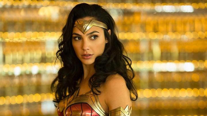 Wonder Woman 1984 filminden aksiyon dolu bir sahne paylaşıldı