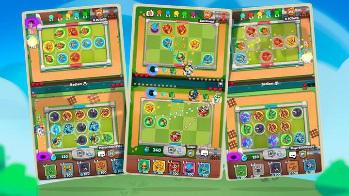 Strateji oyunu Rush Royale, mobil cihazlar için ücretsiz bir şekilde yayınlandı