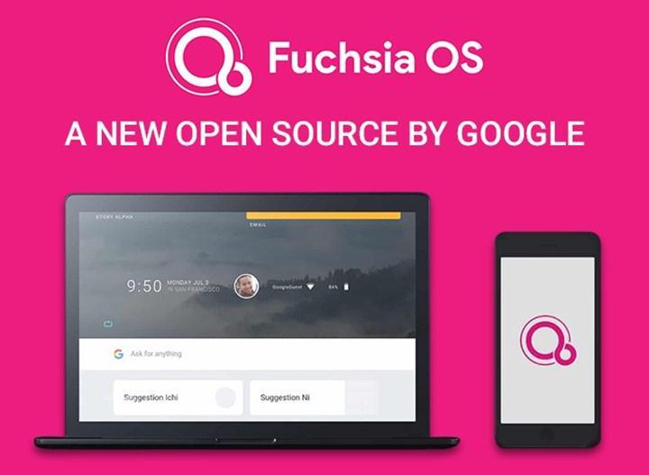 Fuchsia OS herkesin katkısını bekliyor