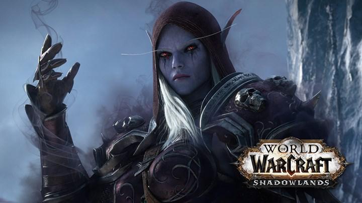 World of Warcraft: Shadowlands en hızlı satan PC oyunu oldu
