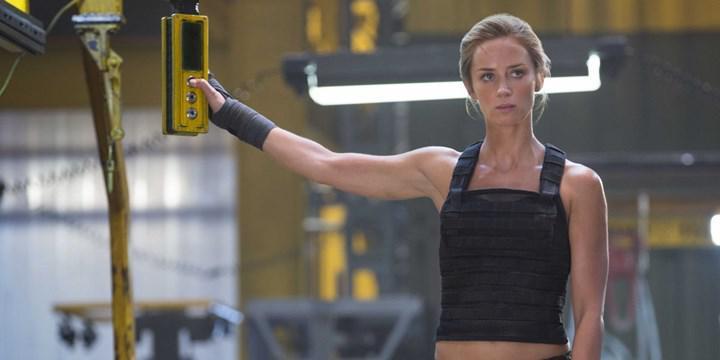 Emily Blunt, Edge of Tomorrow 2'nin müthiş olduğunu söylüyor