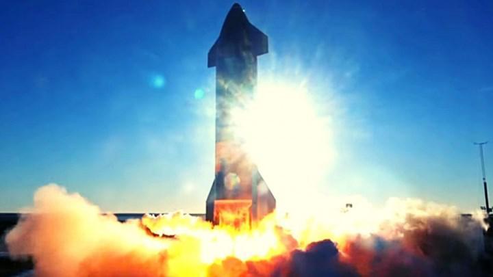 basarili bir sekilde goge yukselen starship prototipi inis yaptigi sirada infilak etti127698 0 - Başarılı bir şekilde göğe yükselen Starship prototipi, iniş yaptığı sırada infilak etti