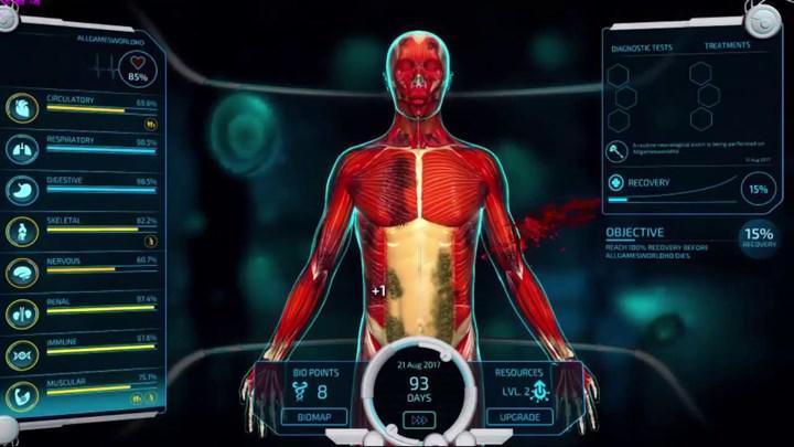 Simülasyon oyunu Bio Inc. Redemption, ücretsiz olarak mobil cihazlar için yayınlandı
