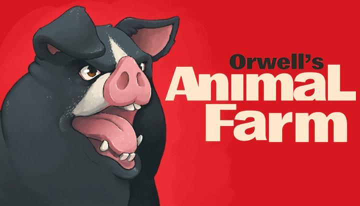 Politik macera oyunu George Orwell's Animal Farm, iOS için çıktı