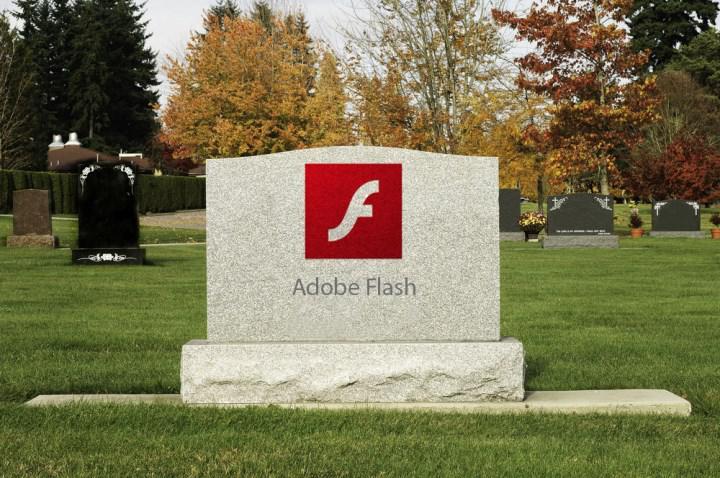 Adobe, Flash Player için bir