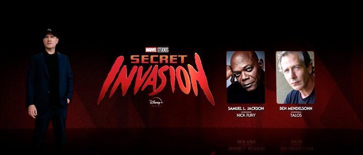 Marvel dizilerinden fragman yayınlandı; Yeni Marvel yapımları duyuruldu