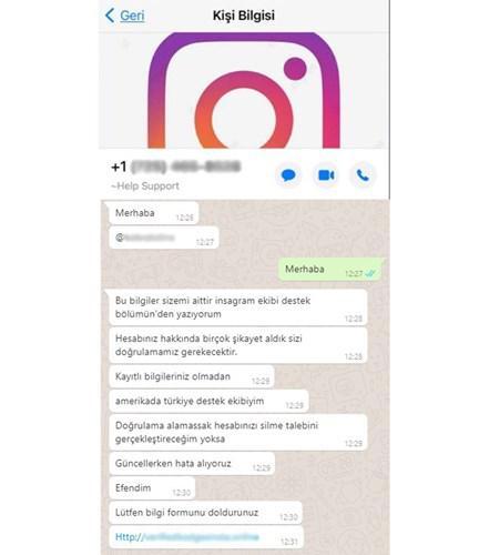 Emniyet'ten WhatsApp'ta dolandırıcılık uyarısı