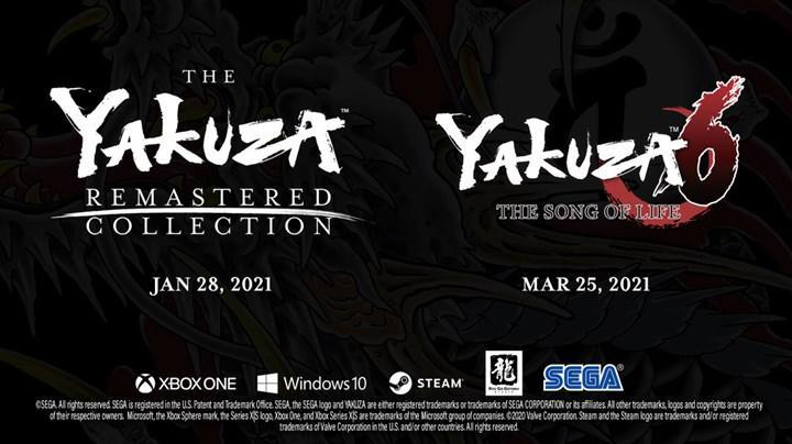 Skyrim, Among Us, Yakuza 6 ve daha fazlası Xbox Game Pass'e geliyor