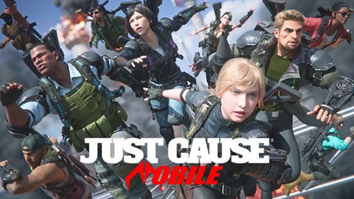 Just Cause: Mobile, iOS ve Android cihazlar için duyuruldu