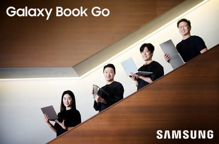 Samsung'un yeni dizüstü bilgisayarı yolda: Galaxy Book Go