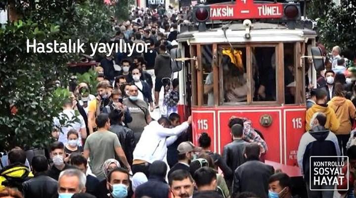 Sokağa çıkma kısıtlamaları sonrası Türkiye'nin toplum hareketliliği değişimi