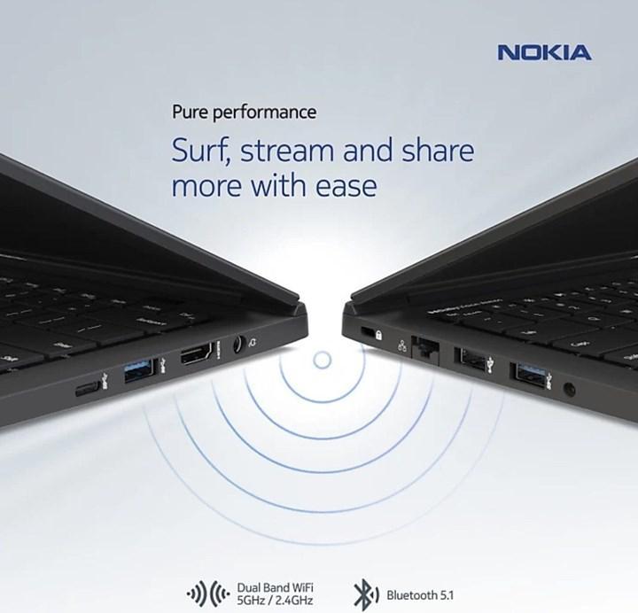 Nokia markalı ilk dizüstü bilgisayar ortaya çıktı: İşte özellikleri ve fiyatı