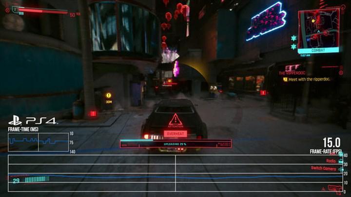 Cyberpunk 2077'nin PS4'teki 'berbat' performansı nedeniyle para iadeleri yapılıyor