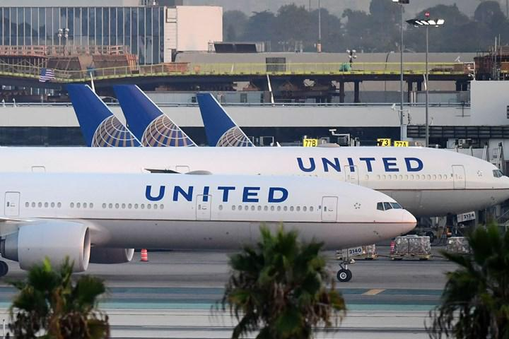 ABD'li United Havayolları, karbon emisyonlarını direkt hava yakalama yöntemiyle azaltacak