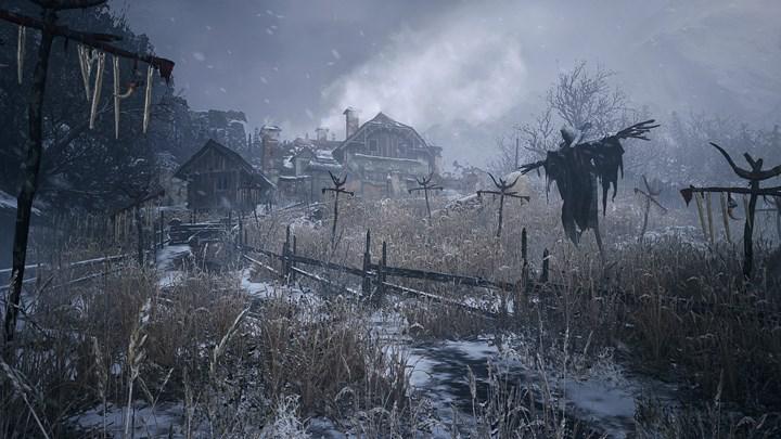 Resident Evil Village'ın ekran görüntüleri ve hikayesine dair spoiler içeren detaylar sızdırıldı