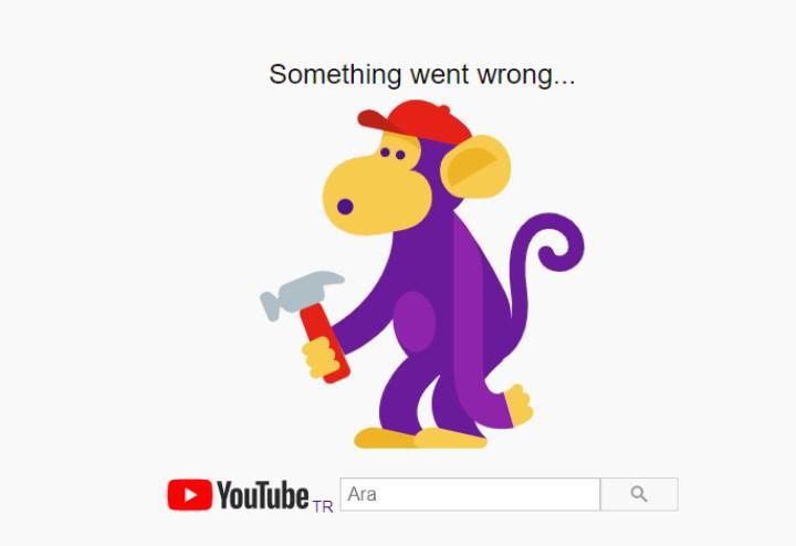 YouTube, Gmail ve diğer Google servisleri çöktü