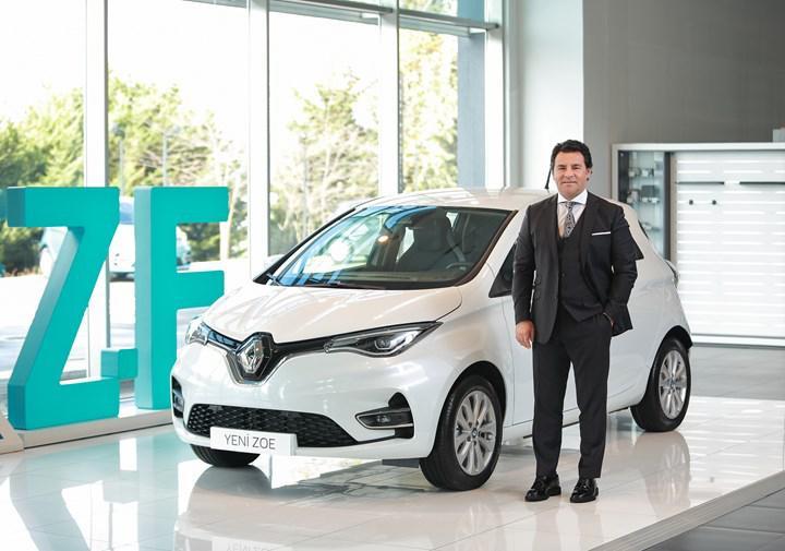 Yeni Renault ZOE Türkiye'ye geldi: İşte elektrikli otomobilin fiyat etiketi