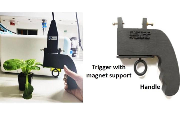 Bitkilerin besin değerlerini ölçebilen taşınabilir cihaz geliştirildi