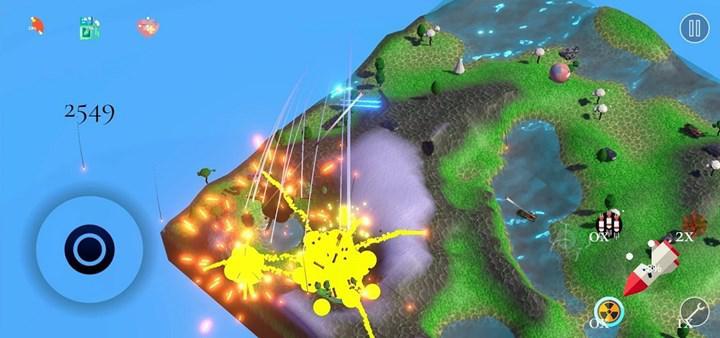 Ücretsiz aksiyon oyunu Infinite Bomber 3D Android için yayınlandı