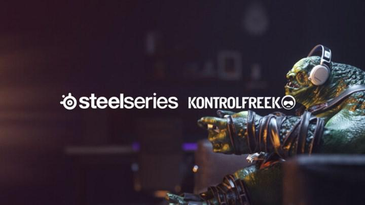 KontrolFreek aksesuar üreticisi SteelSeries tarafından satın alındı