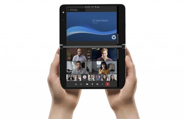 Microsoft açıkladı: Çift ekranlı akıllı telefon Surface Duo, Avrupa'da piyasaya çıkıyor